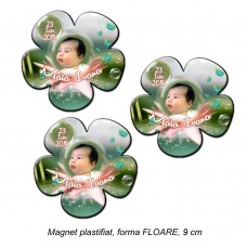 Magnet Botez Floare