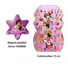 Magnet Steluta In Cutiuta Pillow
